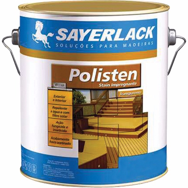Polisten Sayerlack Protetor Natural - 900 ML