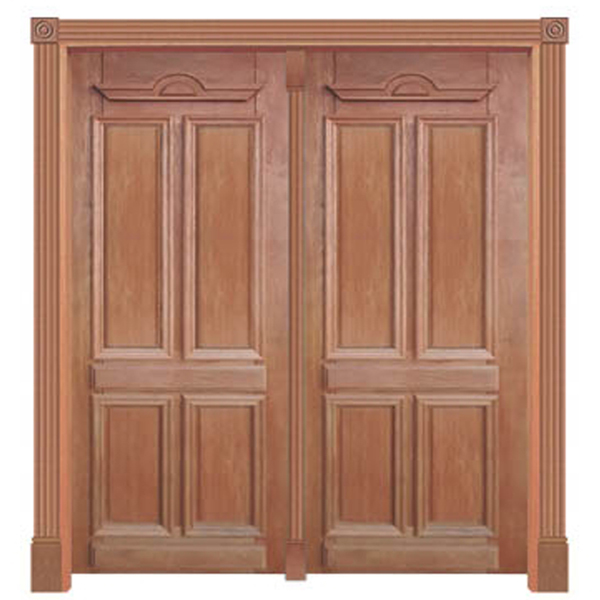 Portal de Abrir Madeira Maciça Cedro Arana Duquesa 216 Casmavi