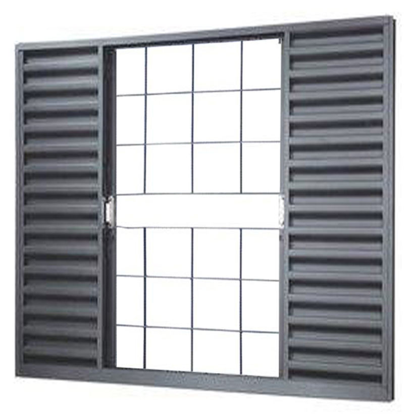 janela-de-correr-veneziana-de-aco-com-4-folhas-com-grade-quadriculada-primer-mgm
