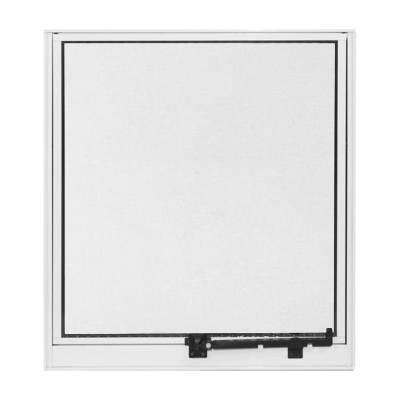 Janela de Alumínio Branco Vitro Máximo Ar CMC Modular - 0,60 (L...