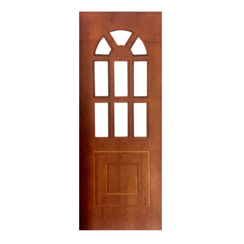 Porta de Madeira Semi-Oca Kentuck Rodam Imbuia - 2,10 (A) X 0,82 (L) - 0